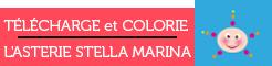 Télécharge et colorie l'asterie Stella Marina