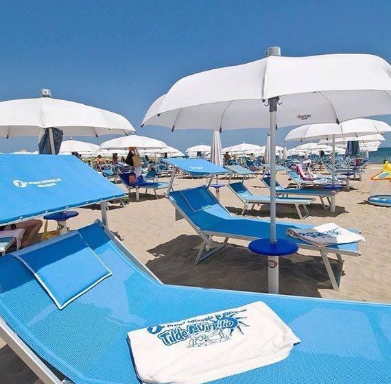 Le migliori spiagge di misano adriatico - Bagno 99 riccione ...