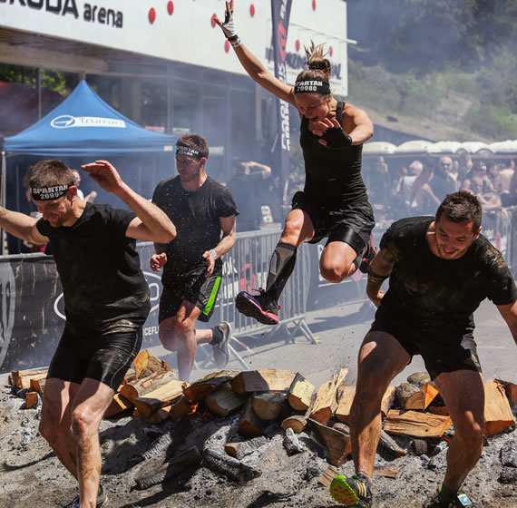 Spartan Race: la gara della vita!